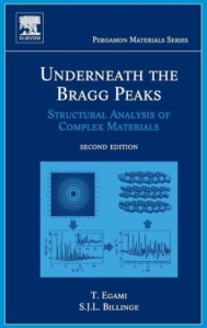 "2nd edition of ""Underneath the Bragg Peaks"""